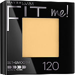 Maybelline Fit Me Set + Smooth Pressed Powder Classic Ivory 120