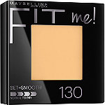 Maybelline Fit Me Set + Smooth Pressed Powder Buff Beige 130