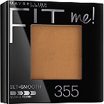 Maybelline Fit Me Set + Smooth Pressed Powder Coconut 355