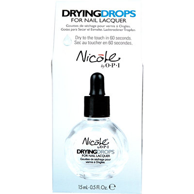 Nicole by OPI Nicole Drying Drops for Nail Lacquer
