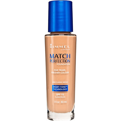 Rimmel LondonMatch Perfection Foundation