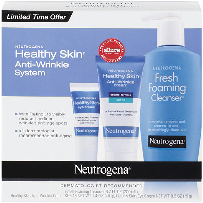 Neutrogena Healthy Skin Anti-Wrinkle System