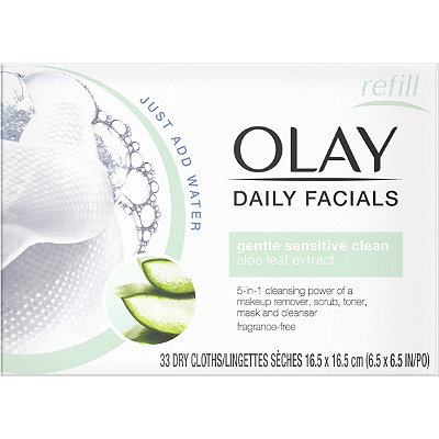 5-in-1 Daily Facial Cloths
