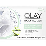 4-In-1 Daily Facial Cloths 33 Ct