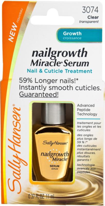 Sally Hansen Nail Growth Miracle Nail Serum | Ulta Beauty