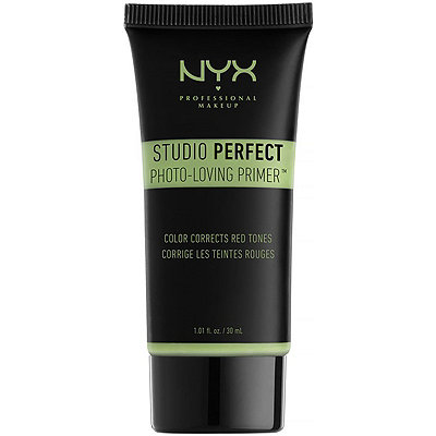 Studio Perfect Primer in Green