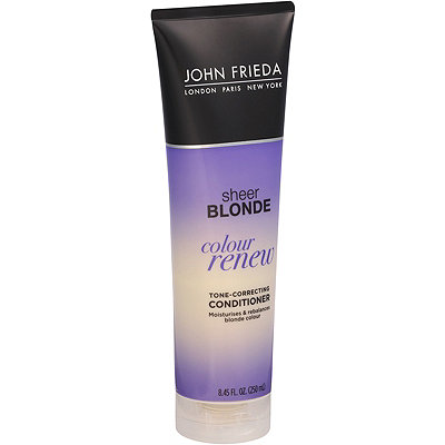 John Frieda Sheer Blonde Color Renew Tone Restoring Conditioner