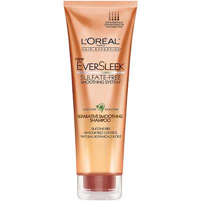 L'OréalEverSleek Keratin Caring Shampoo