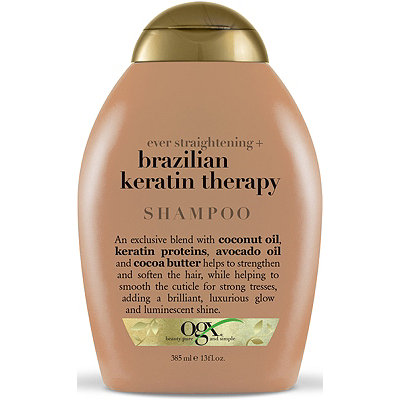 OGX Ever Straight - Brazilian Keratin Therapy Shampoo