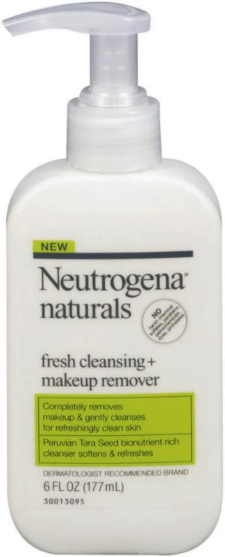 Naturals Fresh Cleansing Makeup