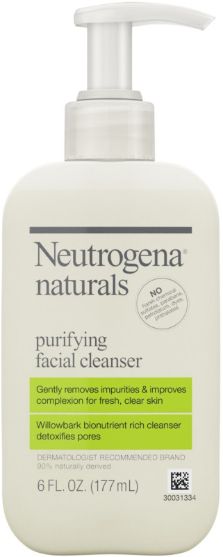 Naturals Purifying Facial Cleanser | Ulta Beauty
