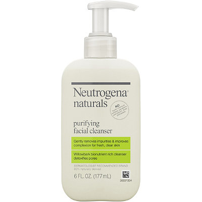 Neutrogena Naturals Acne Face Wash