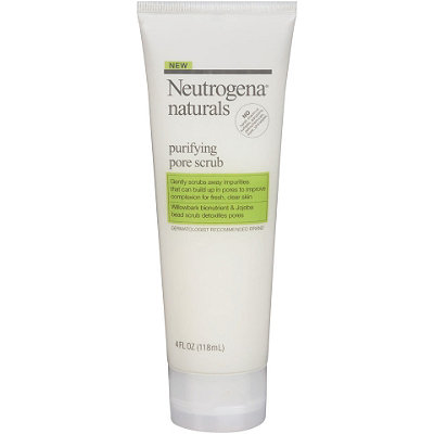 NeutrogenaNaturals Purifying Pore Scrub