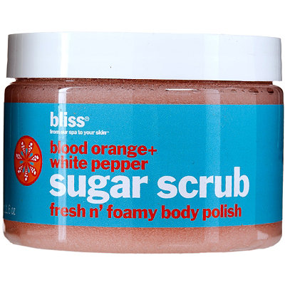 Bliss Blood Orange %2B White Pepper Sugar Scrub
