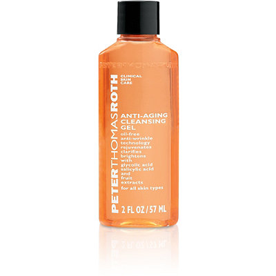 Peter Thomas Roth FREE Anti-Aging Cleansing Gel deluxe sample w/any $Peter Thomas Roth purchase