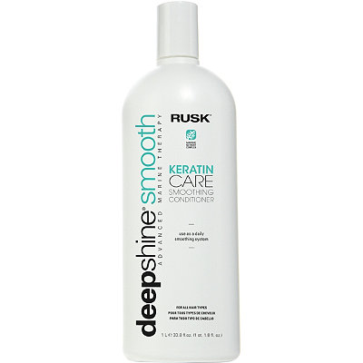 Rusk Deep Shine Smooth Keratin Care Smoothing Conditioner