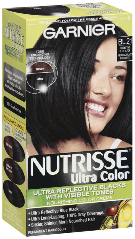 garnier ultra color hair color ulta beauty - Colores Garnier