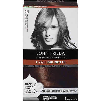 John Frieda Precision Foam Hair Color