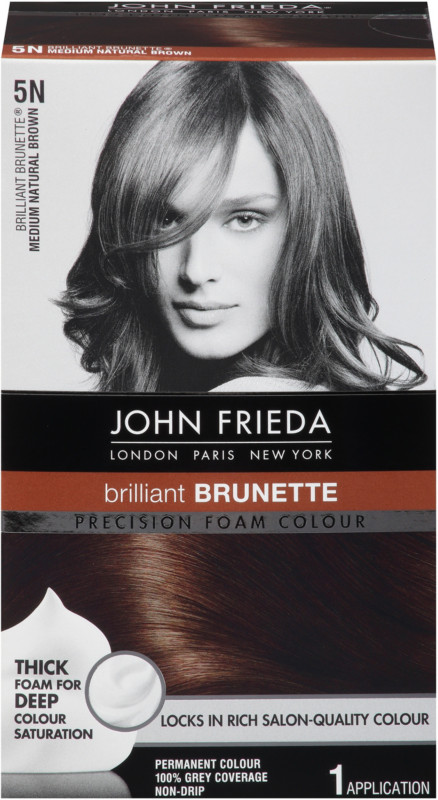 John Frieda Hair Dye Hairstylegalleriescom Of Hair Color