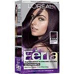 L'Oréal Feria Multi-Faceted Shimmering Colour Violet Soft Black