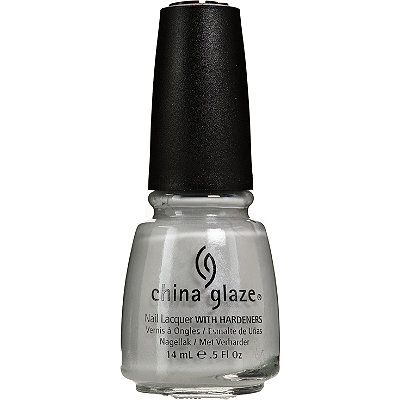 China Glaze Nail Lacquer with Hardeners