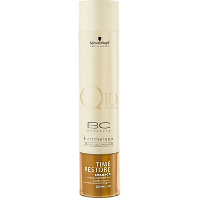 BC Hairtherapy Q10 Plus Time Restore Shampoo