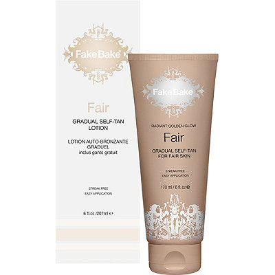 Fake Bake Fair Lotion Self Tan