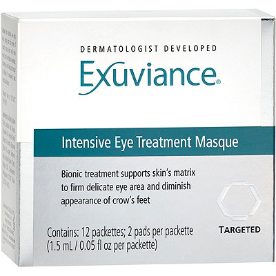 ExuvianceIntensive Eye Treatment Pads