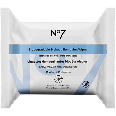 No7 Quick Thinking 4-in-1 Wipes