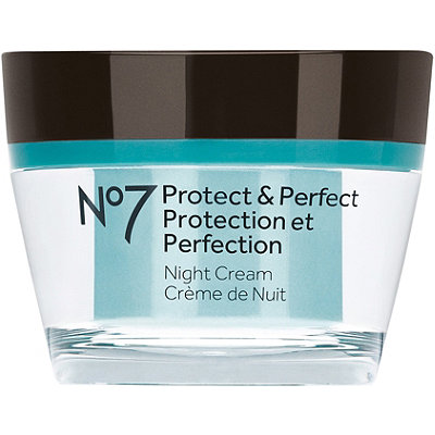 BootsNo7 Protect & Perfect Night Cream