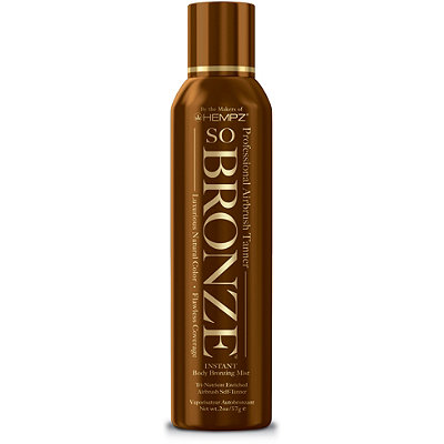 So Bronze Travel Size Self-Tanning Body Bronzing Mist