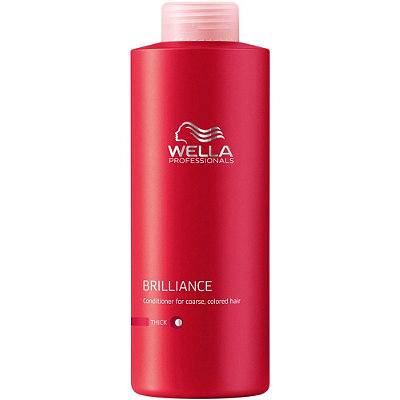 WellaBrilliance Conditioner For Coarse Hair