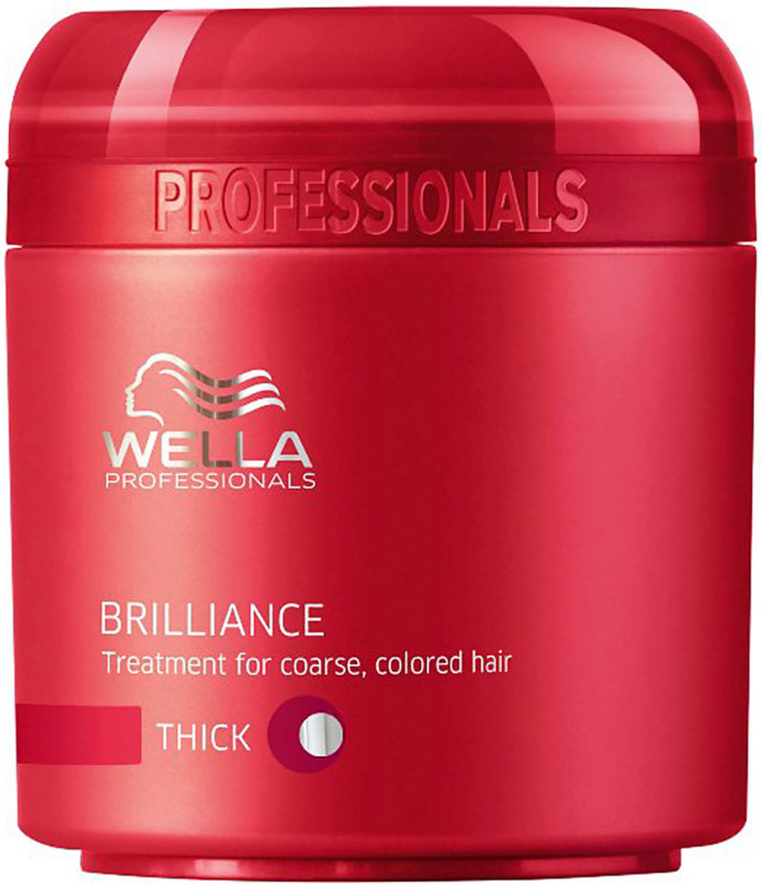 Wella Brilliance Treatment For Coarse Colored Hair Ulta Beauty