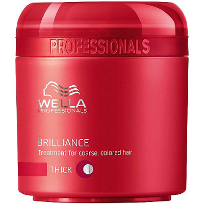 Brilliance Treatment For Coarse, Colored Hair