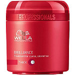 Brilliance Treatment For Coarse, Colored Hair