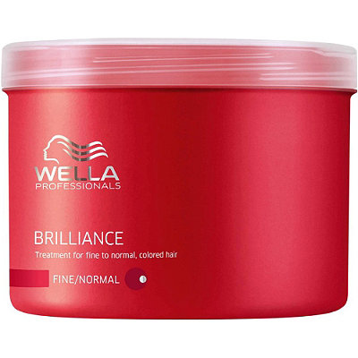 WellaBrilliance Treatment For Fine%2FNormal%2C Colored Hair