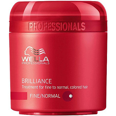 Wella Brilliance Treatment For Fine%2FNormal%2C Colored Hair