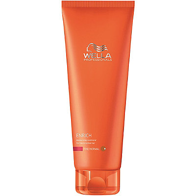 Wella Enrich Moisturizing Conditioner For Fine%2FNormal Hair