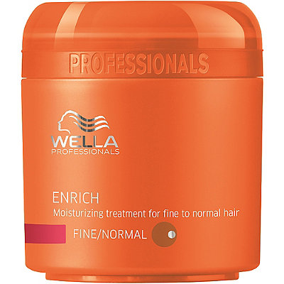Wella Enrich Moisturizing Treatment For Fine/Normal Hair