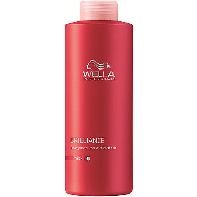 Brilliance Shampoo For Coarse Hair