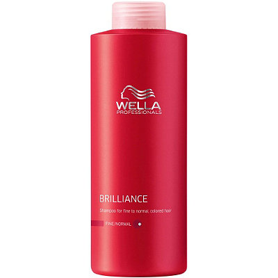 WellaBrilliance Shampoo For Fine/Normal Hair