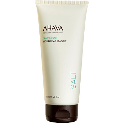 AhavaLiquid Dead Sea Salt