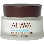 Ahava Night Replenisher Normal to Dry