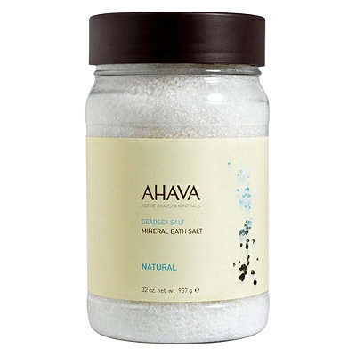 Ahava Natural Bath Salt