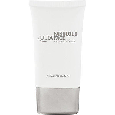 ULTAFabulous Face Foundation Primer