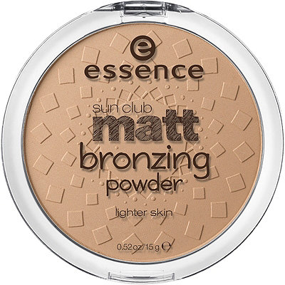 EssenceSun Club Matt Bronzing Powder
