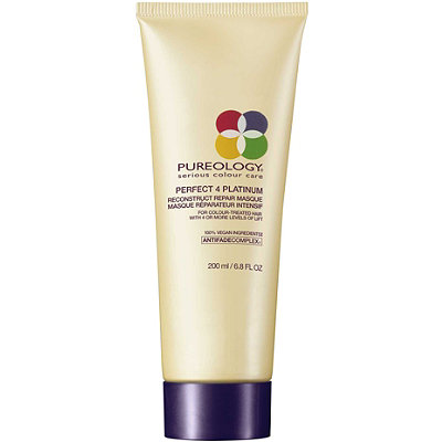 PureologyPerfect 4 Platinum Reconstruct Repair Masque