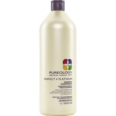 Pureology Perfect 4 Platinum Shampoo Size:33.8 oz33.8 oz