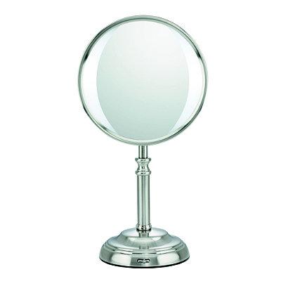 ConairLED Satin Nickel Makeup Mirror