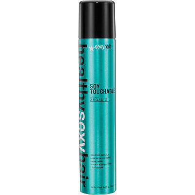 Healthy Hair Soy Touchable Weightless Hairspray